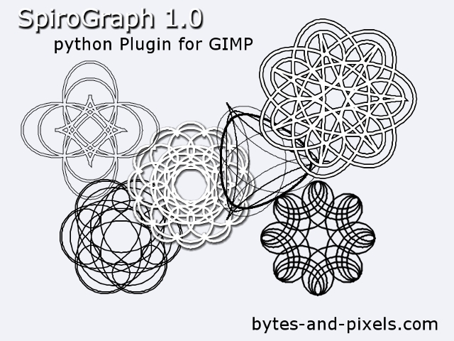 SpiroGraph Plug-in example